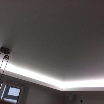 Натяжные потолки Красноярск